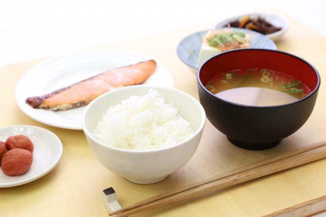 シンプルな和食 | 健康は睡眠から!! | 高級交際クラブTen Carat「10カラットブログ」
