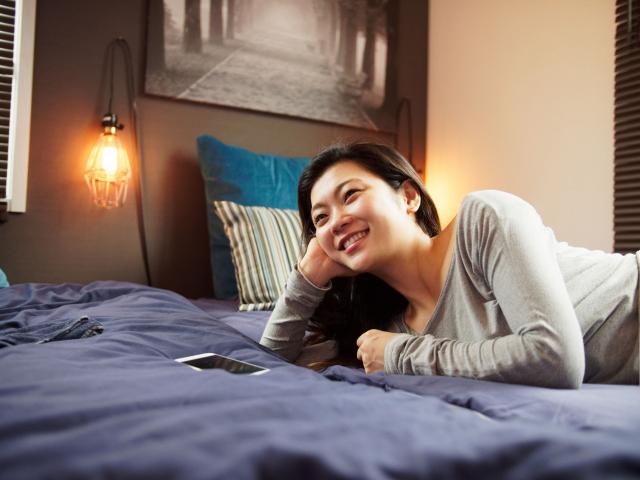 寝る一時間前はリラックス | 健康は睡眠から!! | 高級交際クラブTen Carat「10カラットブログ」
