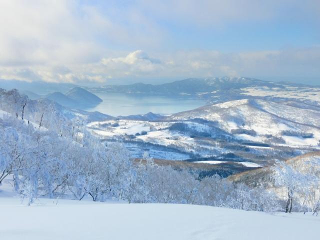 冬の留寿都リゾートから見える雪景色 | 今年もラストスパート! | 高級交際クラブTen Carat「10カラットブログ」
