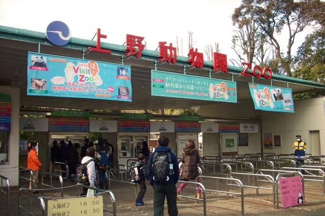 上野動物園 | 日本初の近代動物園 | 高級交際クラブTen Carat「10カラットブログ」