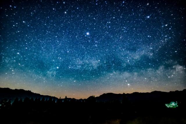 天の川 | コロナウイルスに左右されない天体ショー♪ | 高級交際クラブTen Carat「10カラットブログ」