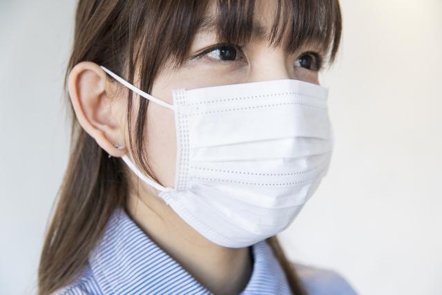 マスクをする女性 | マスク生活を快適に | 高級交際クラブTen Carat「10カラットブログ」