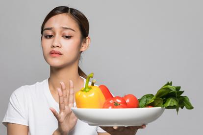 食べ物の好き嫌いに偏りはある?