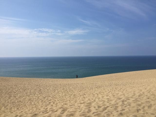 鳥取砂丘と日本海 | アウトドアデートに利用したい、アクティビティ別おすすめスポット5選 | 高級交際クラブTen Carat「10カラットブログ」