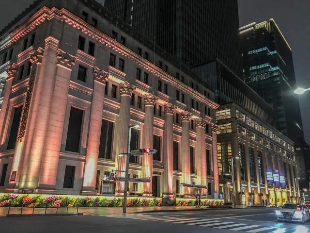 東京・日本橋・室町二丁目の夜景 | 女性が喜ぶシティホテルデートプラン | 高級交際クラブTen Carat「10カラットブログ」