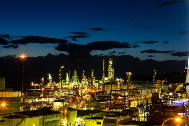 室蘭の工場夜景   いつものデートとはひと味違う、全国のおすすめ工場夜景鑑賞スポット5選   高級交際クラブTen Carat「10カラットブログ」
